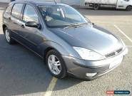 2004 FORD FOCUS ZETEC GREY LOW MILEAGE MOT - FEBRUARY 2017 for Sale