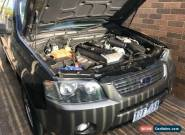 FORD TERRITORY 2005 RWD for Sale