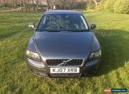 Car VOLVO S40 2.0 D grey for Sale