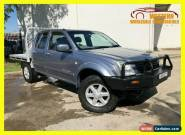 2005 Holden Rodeo RA MY05 LT Utility Crew Cab 4dr Man 5sp 4x4 1015kg 3.0DT M for Sale