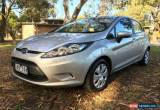 Classic 2010 Ford Fiesta ECOnetic WS Manual Diesel for Sale