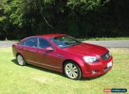 Holden Caprice (2007) 4D Sedan Automatic (3.6L - Multi Point F/INJ) 5 Seats for Sale