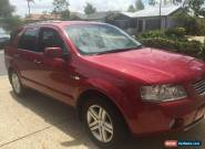 2006 Ford Territory for Sale