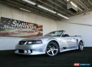 2004 Ford Mustang saleen flawless for Sale