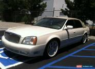 2002 Cadillac DTS for Sale