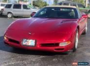 2002 Chevrolet Corvette Base 2dr Convertible Convertible 2-Door V8 5.7L for Sale