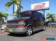 2003 Chevrolet Express Chevy Express Conversion Van YF7 Upfitter Explorer for Sale