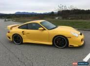 2001 Porsche 911 Twin Turbo (TT) for Sale