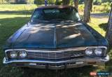 Classic 1966 Chevrolet Impala for Sale