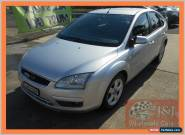 2005 Ford Focus LS LX Silver Automatic 4sp A Hatchback for Sale