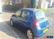 2010 RENAULT CLIO i music * reliable - a great first car* for Sale