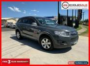 2011 Holden Captiva Grey Automatic A Wagon for Sale