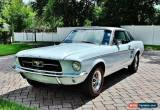 Classic 1967 Ford Mustang Factory A Code for Sale