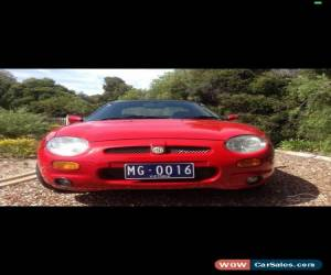 Classic 1999 MG F MANUAL CONVERTIBLE  for Sale