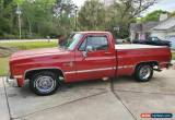 Classic 1983 Chevrolet C-10 for Sale