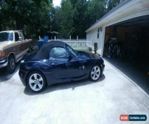 Classic BMW: Z4 for Sale