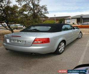 Classic Audi 2003 A4 Convertibe Tourer for Sale