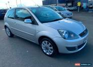 2007 Ford Fiesta 1.25 Silver , mot - April 2020 , only 57,000 miles from new  for Sale