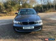 BMW 120 D Manuel Full Leather  for Sale