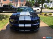 2011 Ford Mustang Shelby GT500 for Sale