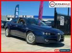 2007 Alfa Romeo 159 JTS Sedan 4dr Man 6sp 2.2i Blue Manual M Sedan for Sale