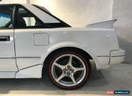 1989 Toyota MR2 AW11. 5 Speed Manual  for Sale