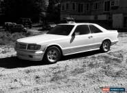 1982 Mercedes-Benz S-Class AMG for Sale