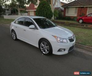 Classic 2014 Holden Cruze SRi V for Sale