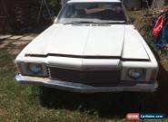 Holden Kingswood Deluxe (1975) 4D Sedan Automatic,  NO RESERVE for Sale