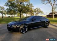 2007 BMW M6 M6 for Sale