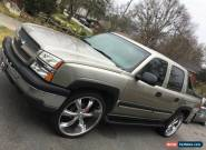 2003 Chevrolet Other Pickups for Sale
