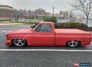 1984 Chevrolet Silverado 1500 Resto mod for Sale