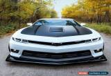 Classic Chevrolet: Camaro 2SS 1LE Supercharged w/ Z/28 Aero Package for Sale