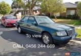 Classic Mercedes Benz 1995 E280 W124 for Sale