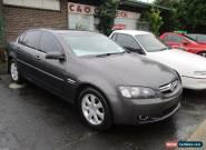 Holden Commodore BERLINA (2009) SEDAN BENT TOW BAR DAMAGED RAIL VIV for Sale