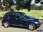 Chrysler 2004 PT Cruiser. RWC. for Sale