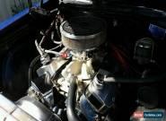 1969 Chevrolet Malibu SS clone 540 big block for Sale
