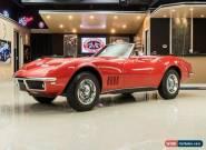 1968 Chevrolet Corvette Convertible 427/390 for Sale