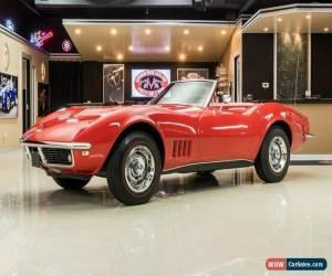 Classic 1968 Chevrolet Corvette Convertible 427/390 for Sale
