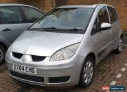 2004 Mitsubishi Colt 1.1. 2 keys. for Sale