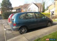 renault megane scenic diesel for Sale