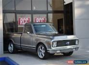 1972 Chevrolet C-10 -- for Sale