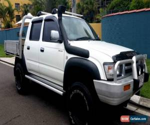 Classic 1998 Toyota hilux 4x4 Dual Cab. for Sale