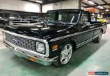 Classic 1972 Chevrolet C-10 Custom Deluxe for Sale
