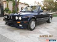 1993 BMW 3-Series for Sale