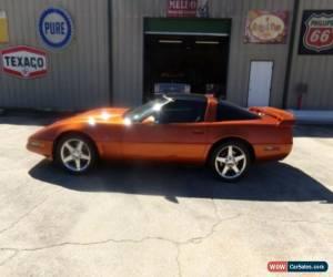 Classic 1993 Chevrolet Corvette C4 for Sale