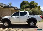 Mitsubishi Triton 2007 dualcab 4x4 for Sale