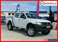 2008 Mitsubishi Triton ML MY08 GLX Utility Double Cab 4dr Auto 4sp 981kg 3.5i A for Sale