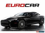 2012 Aston Martin Rapide Luxe for Sale