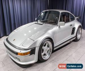 "Classic Porsche: 930 TURBO SLANTNOSE OPTION 505 ""J"" SERIES for Sale"
